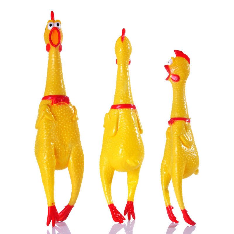 Rubber Chicken Joke Shop Toy