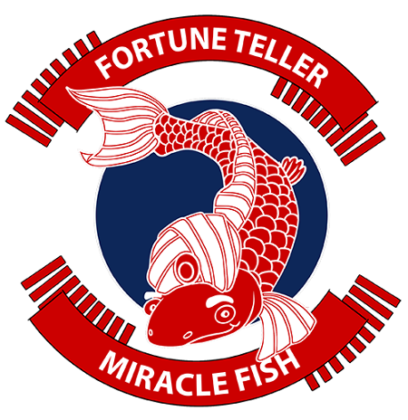 Fortune Teller Fish - By Oddball Novelty