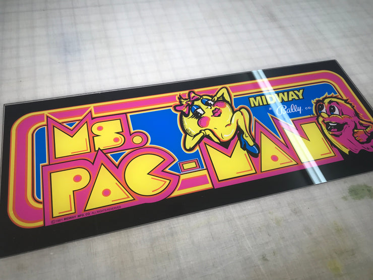 Ms. Pacman- Full Art Set
