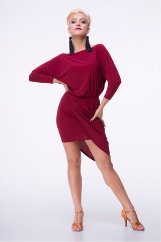 Dress for Latin practice, performance, DanceSport and social dancing or evening and cocktail wear from dancewear for you australia