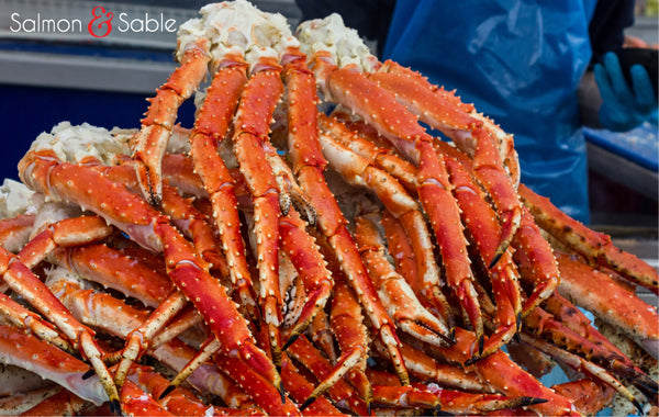 King Crab (Christmas Catch)