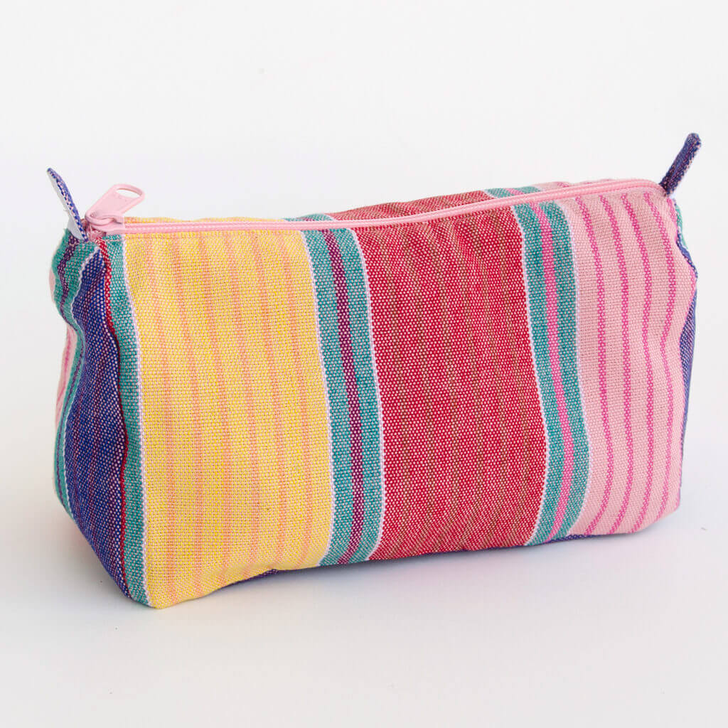 Cosmetic Bag carousel stripe