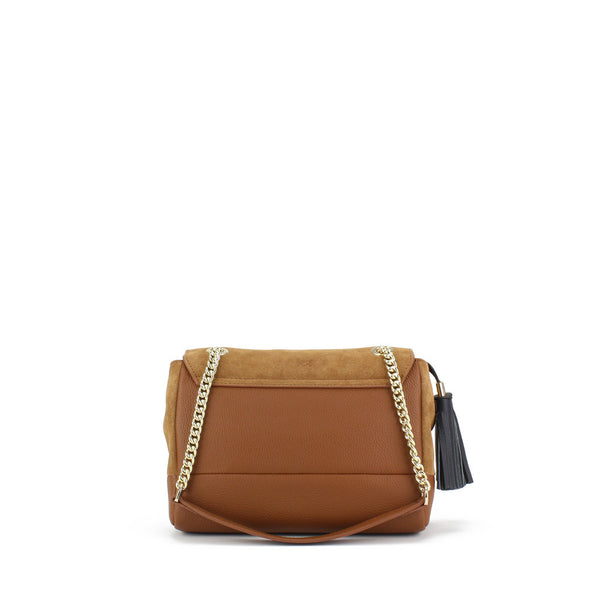Zohara Grenada Crossbody Bag in Tan