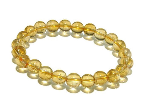 Success bracelet - Citrine bracelet