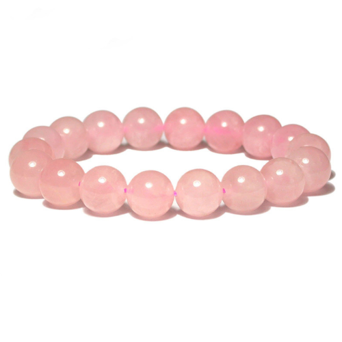 "Rose Quartz Bracelet - ""Love Bracelet"""
