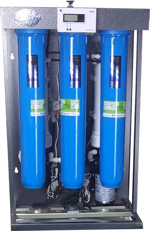 Craft Brew Water 500 GPD Reverse Osmosis System