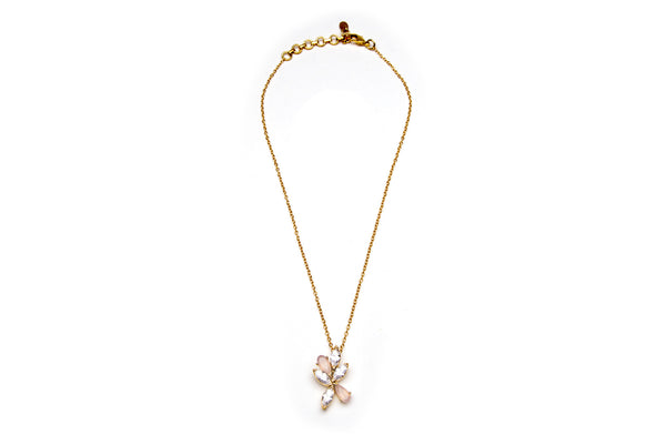 Gala Necklace in Pink