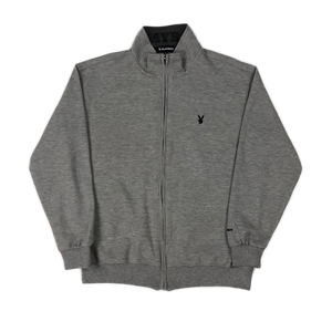 Playboy zip up sweatshirt
