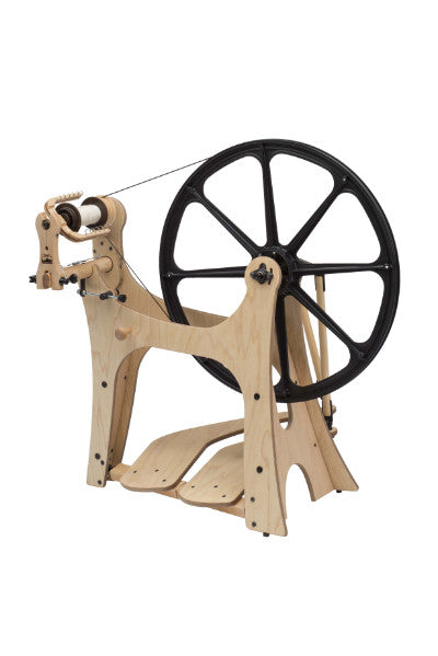 Schacht Flat Iron Spinning Wheel