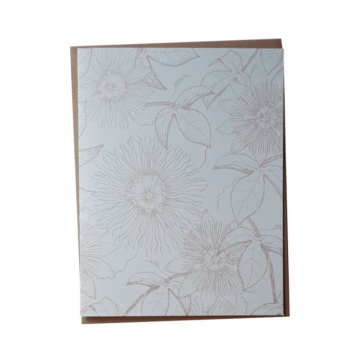 Lilikoi Note Card