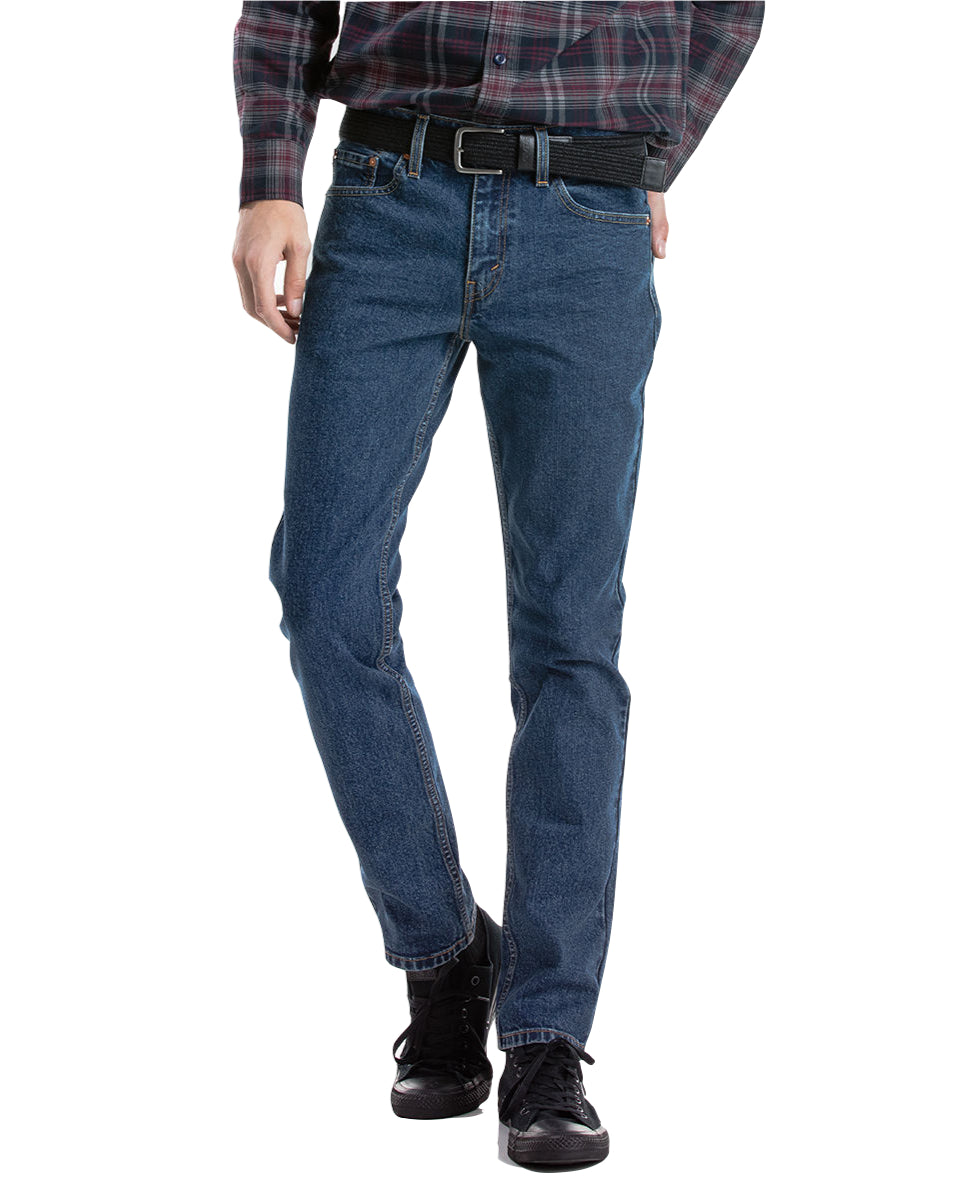 Levi's - 511 Slim Fit - Dark Stonewash Stretch