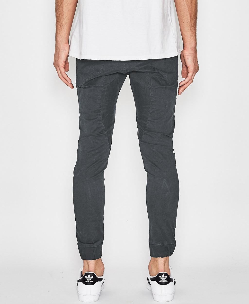 Nena And Pasadena - Flight Pants - Charcoal