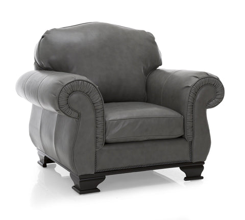 DR 3933 Leather Chair