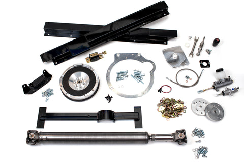 Mazda BP to BMW ZF 5-Speed Transmission Adapter Package