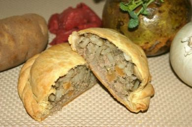 Small Traditional Pasty 8oz