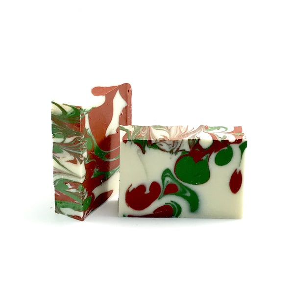 Celebration Artisan bath soap - rock the bath bar - handcrafted