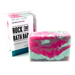Get Up + Glow Awesome Artisan Soap