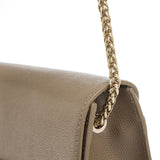 Furla Julia Mini Crossbody handbag, taupe