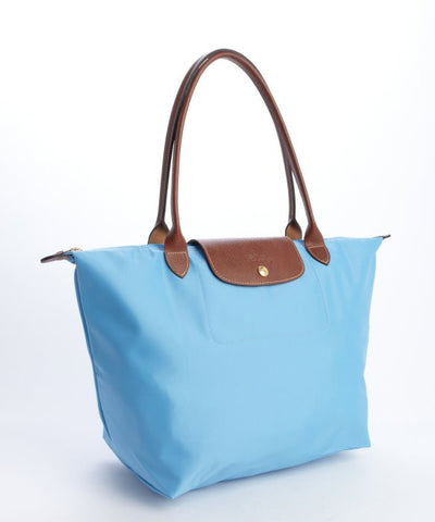 Longchamp Le Pliage Large Shopper, ecru