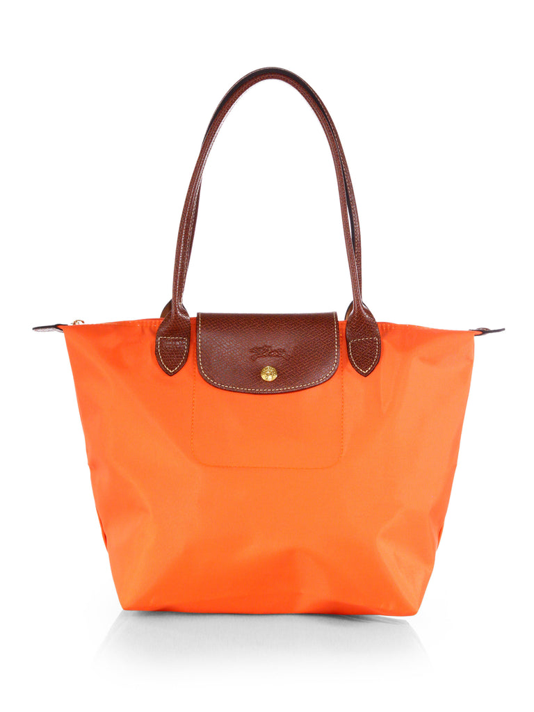 Longchamp Le Pliage Large Shopper, orange