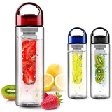 WATER BOTTLE FRUIT INFUSIONS 700ml BPA FREE - Shop4Dancer