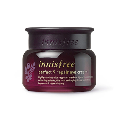 INNISFREE  Perfect 9 Repair Eye Cream - 30ml