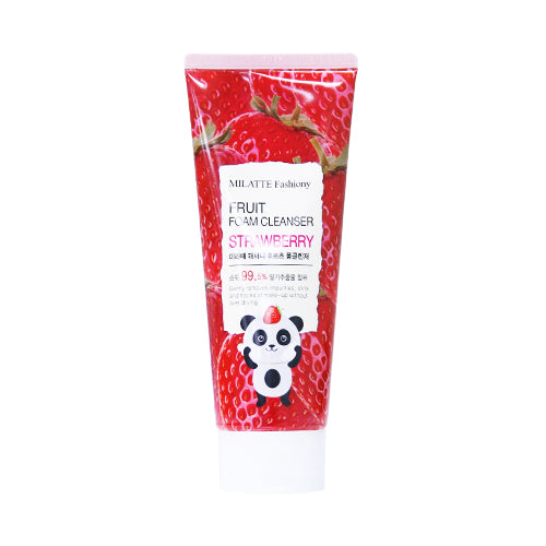 MILATTE / Fashiony Fruit Foam Cleanser - 150ml
