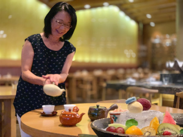 Japanese tea 101 at Masu