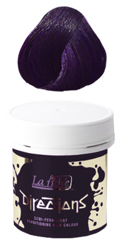 La Riche Directions Semi Permanent Hair Colour - Plum