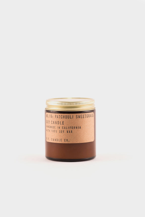 P.F Candle Company Patchouli and Sweetgrass -  - 2