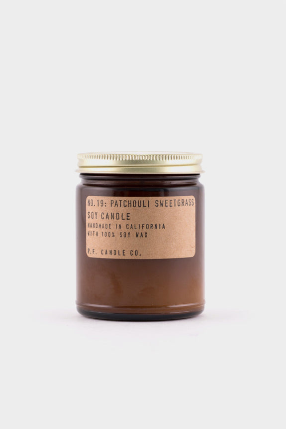 P.F Candle Company Patchouli and Sweetgrass -  - 1