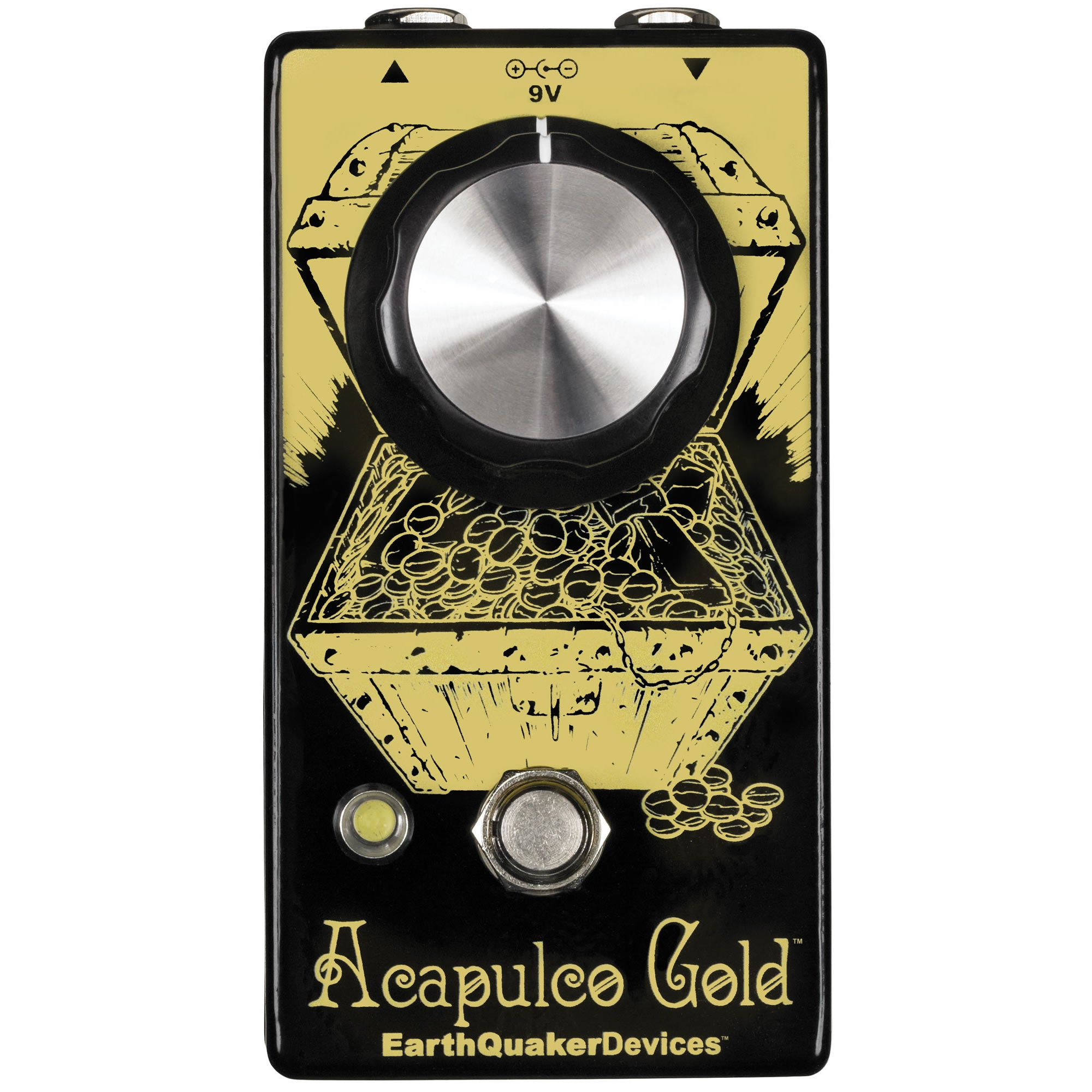 Earthquaker Devices Acapulco Gold Power Amp Distortion - V2