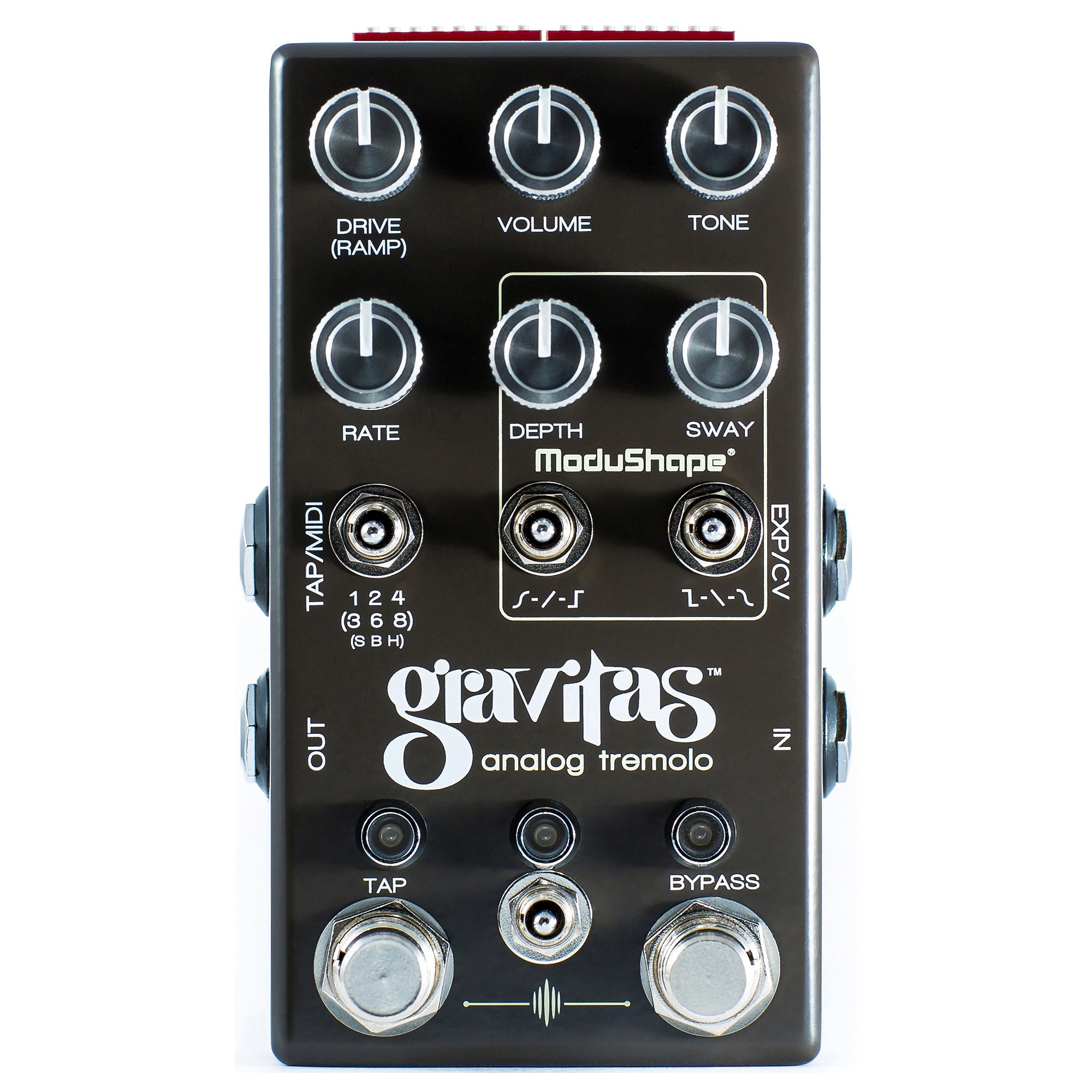Chase Bliss Audio Gravitas Tremolo