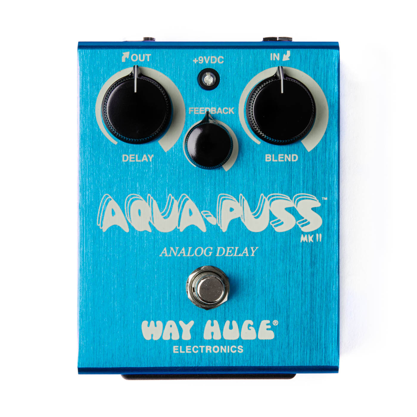 Way Huge Aqua-Puss Analog Delay - WHE701