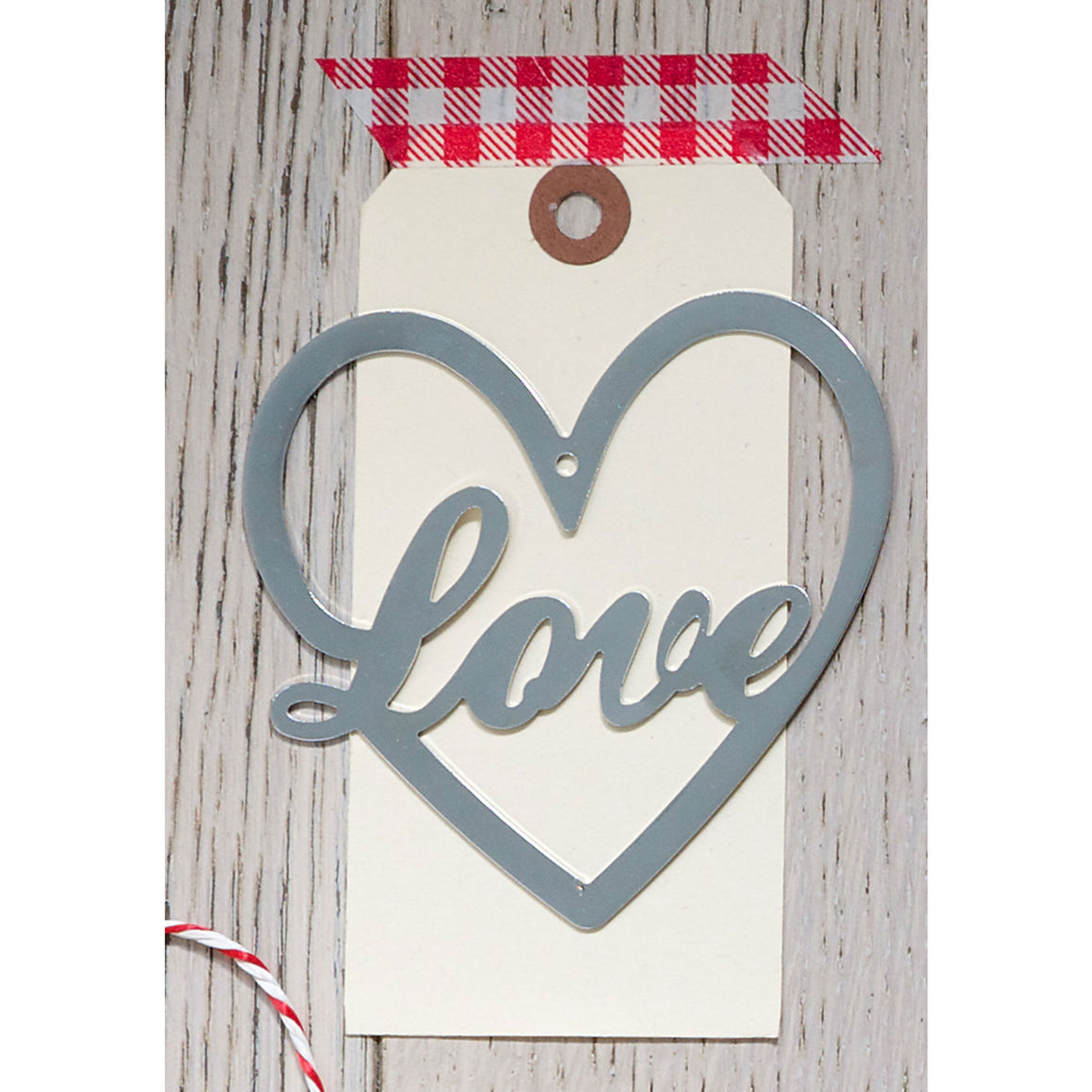 'Love' Heart Decoration - The Love Trees