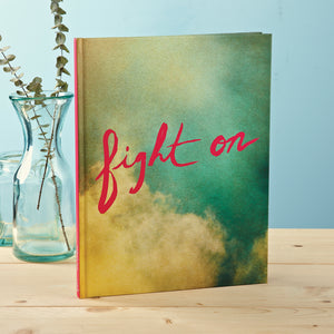 'Fight On' Gift Book - The Love Trees