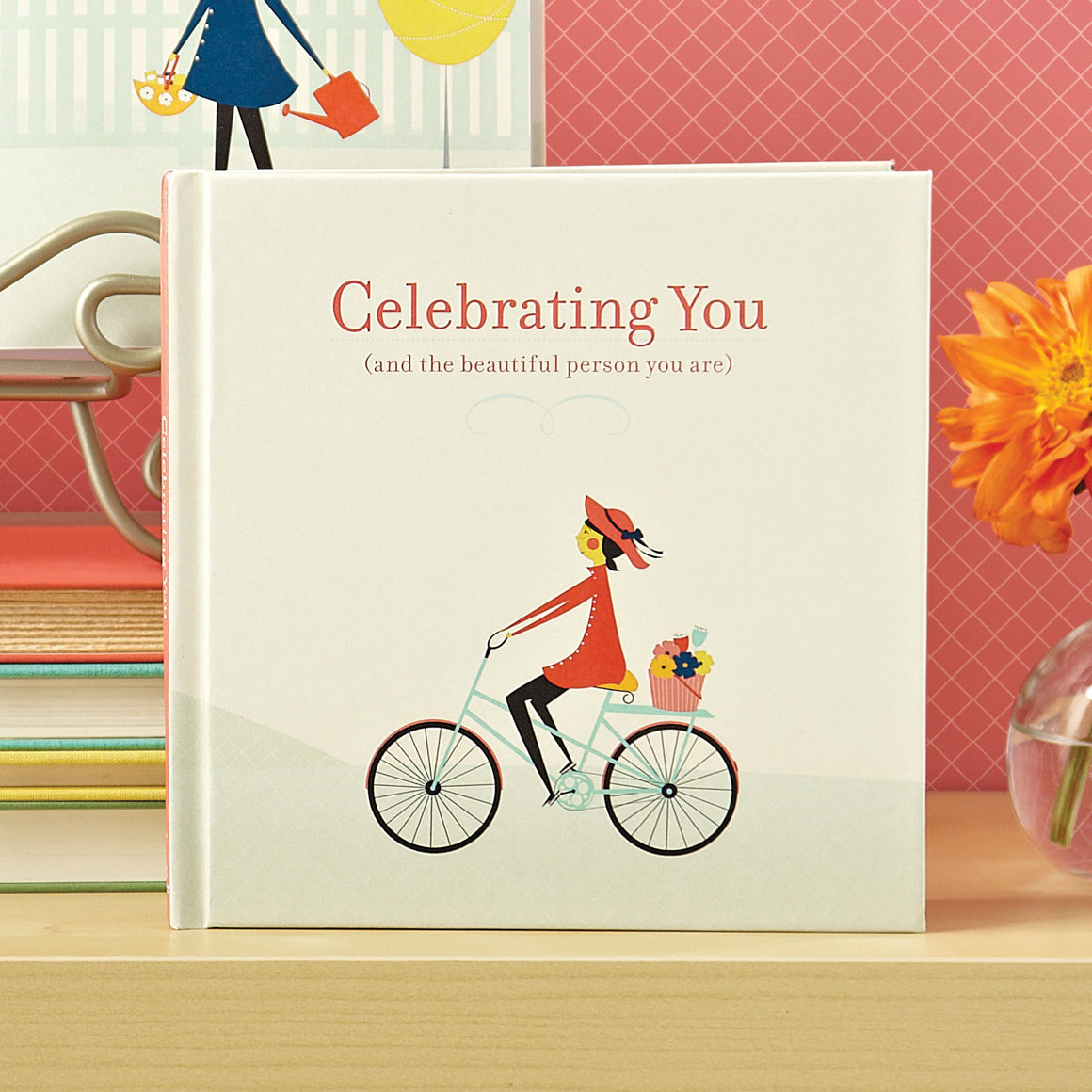 'Celebrating You' Gift Book - The Love Trees
