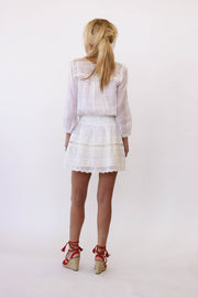 Joie Laton Porcelain Dress at Blond Genius - 2