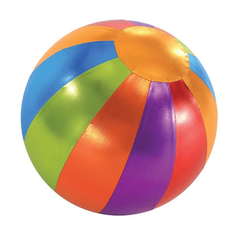 "14"" Multi Color Y'all Ball"