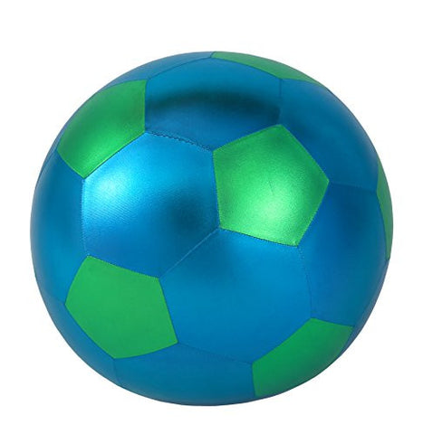 "14"" Blue & Green Y'all Ball"