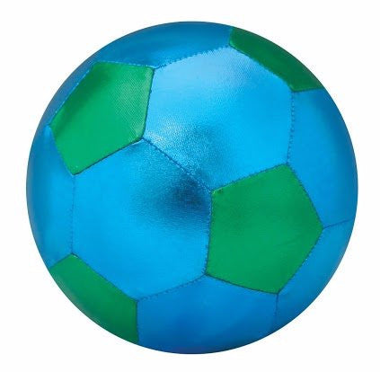 "6"" Blue/Green Mini Y'all Ball"