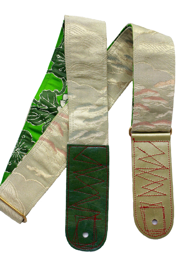 Singing Crane - Beautiful guitar strap - SC18301