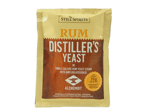 Rum Distiller's Yeast - Doc's Cellar