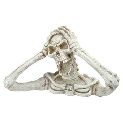 SHRIEK THE SKELETON STATUE MEDIUM