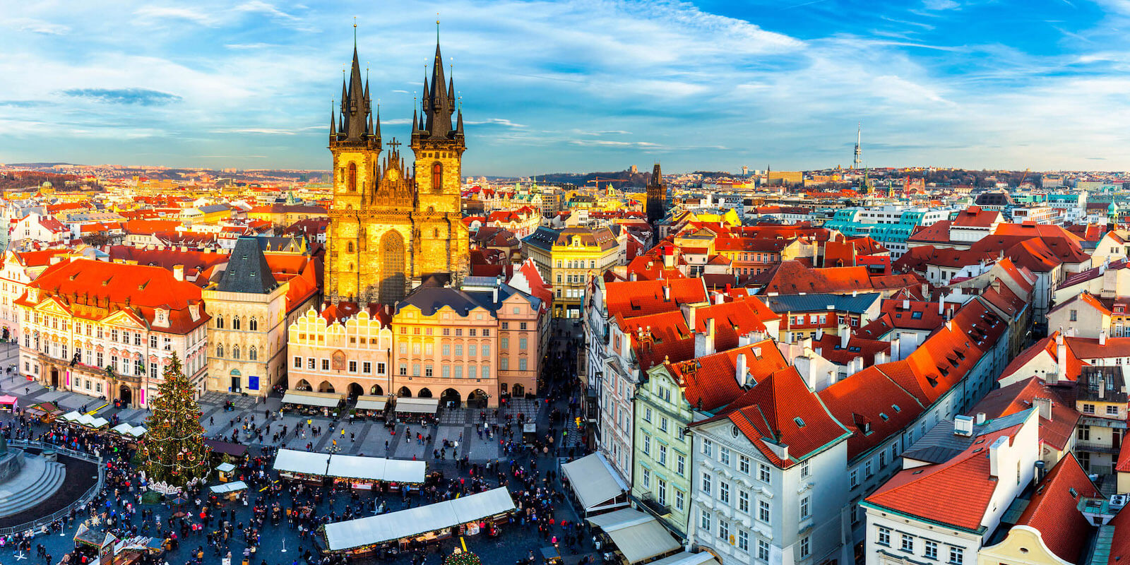 4 Must See Attractions in Prague
