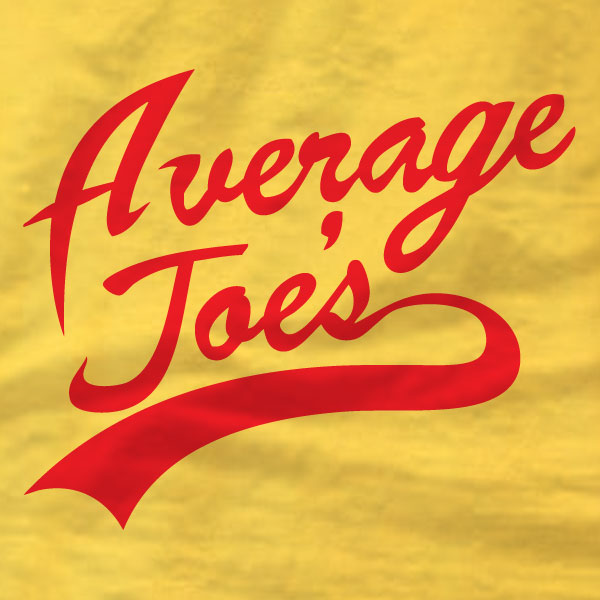 Average Joe's - T-Shirt - DodgeBall - Absurd Ink