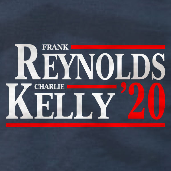 Frank Reynolds Charlie Kelly '20 - T-Shirt - Absurd Ink