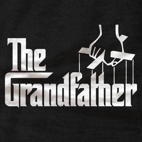The Grandfather - T-Shirt - Absurd Ink