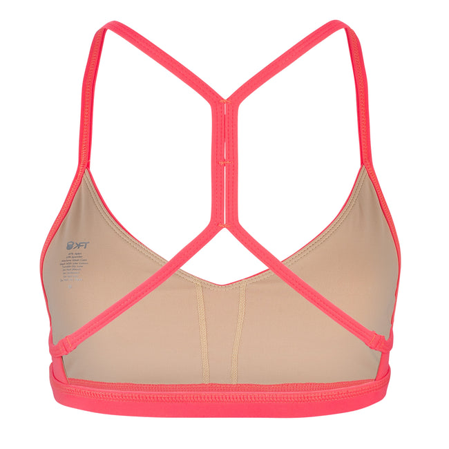 Freedom Bra- Electric Coral