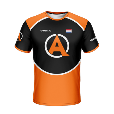 AmziQ Racing jersey